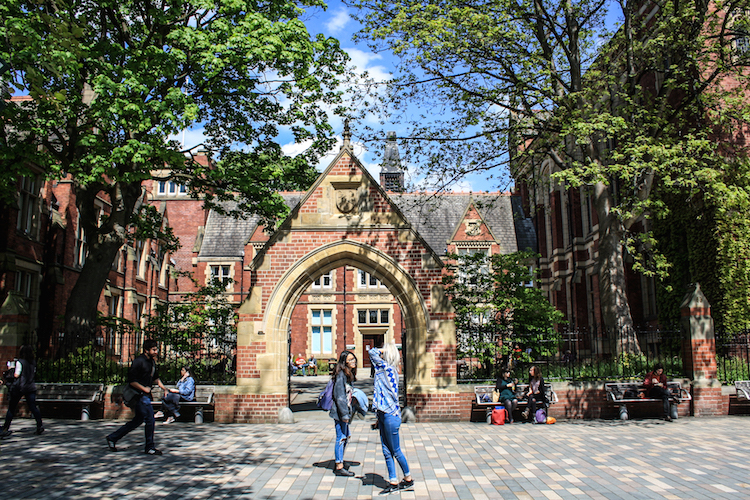 09.00 Campus Leeds Engeland