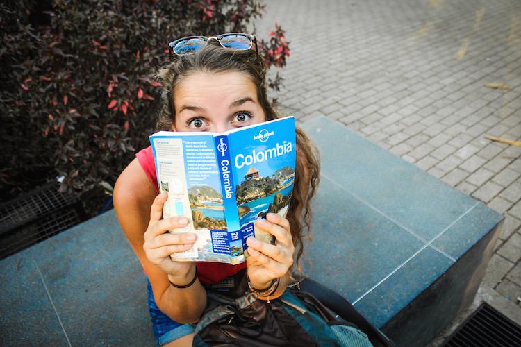 Foto's backpacken COLOMBIA Kiki van Dongen