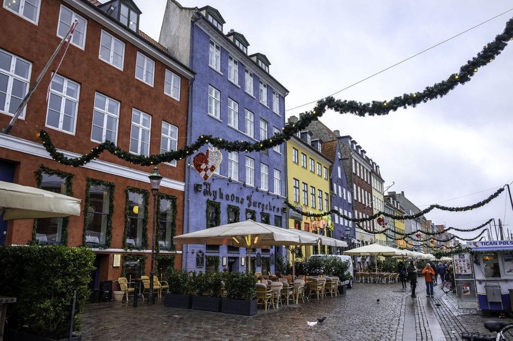 1 doen in Kopenhagen winter kerst