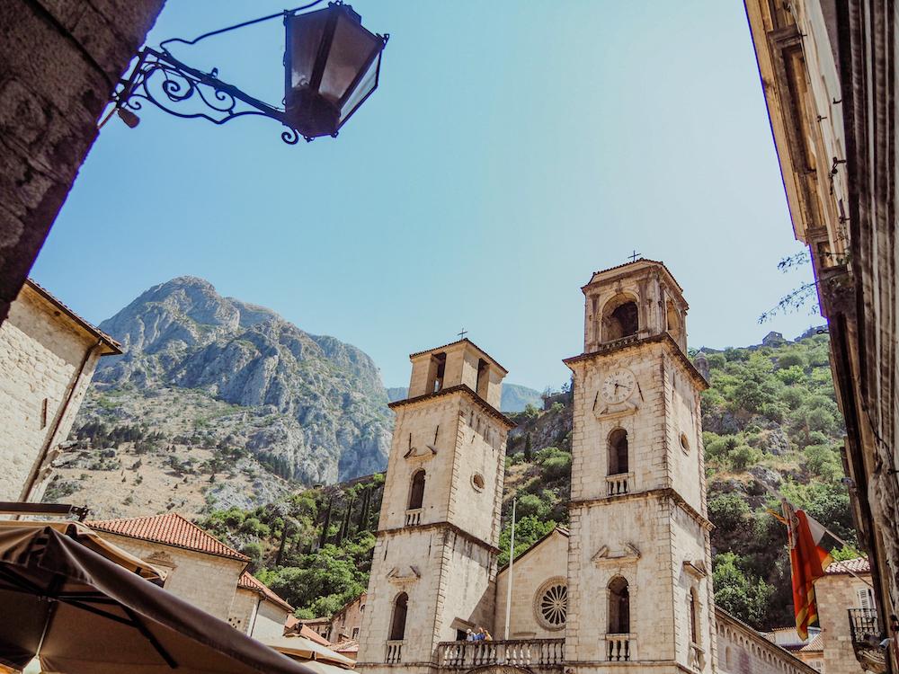Bezienswaardigheden van Montenegro, Kotor