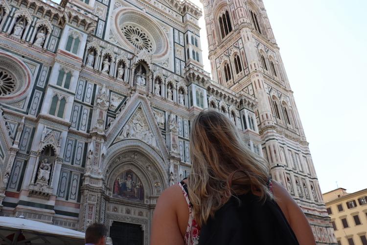 1. Duomo stedentrip florence