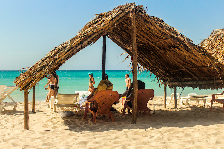 10 - COLOMBIA stranden