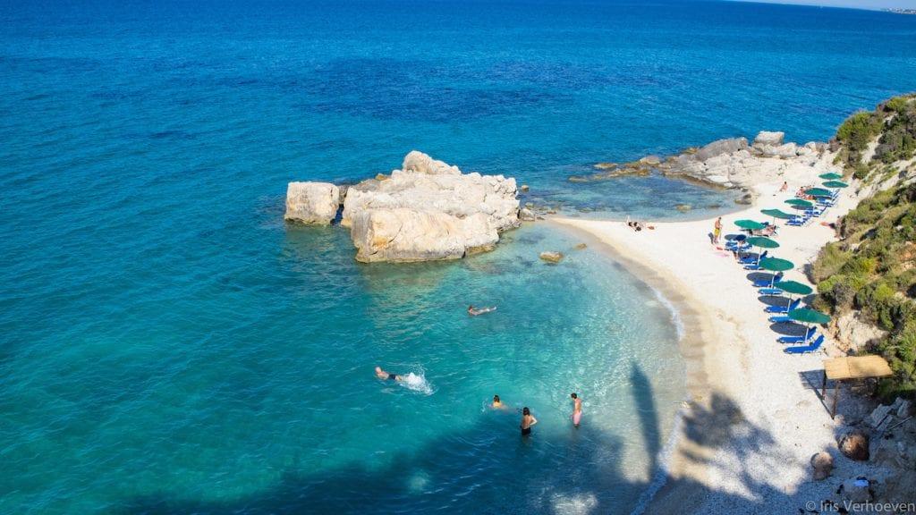 10 bezienswaardigheden zakynthos Xigia Beach