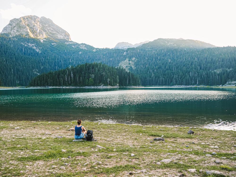 Bezienswaardigheden van Montenegro, Black Lake