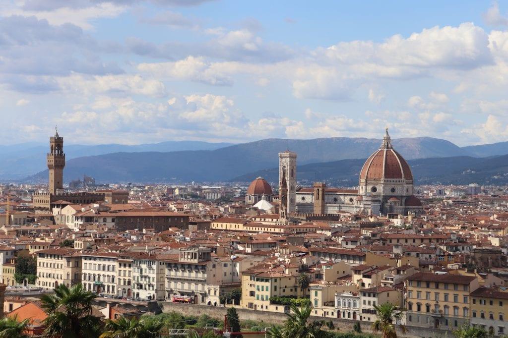 10. Piazzale Michelangelo doen in florence