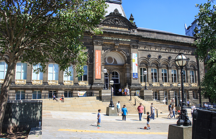 10.30 City Museum Leeds
