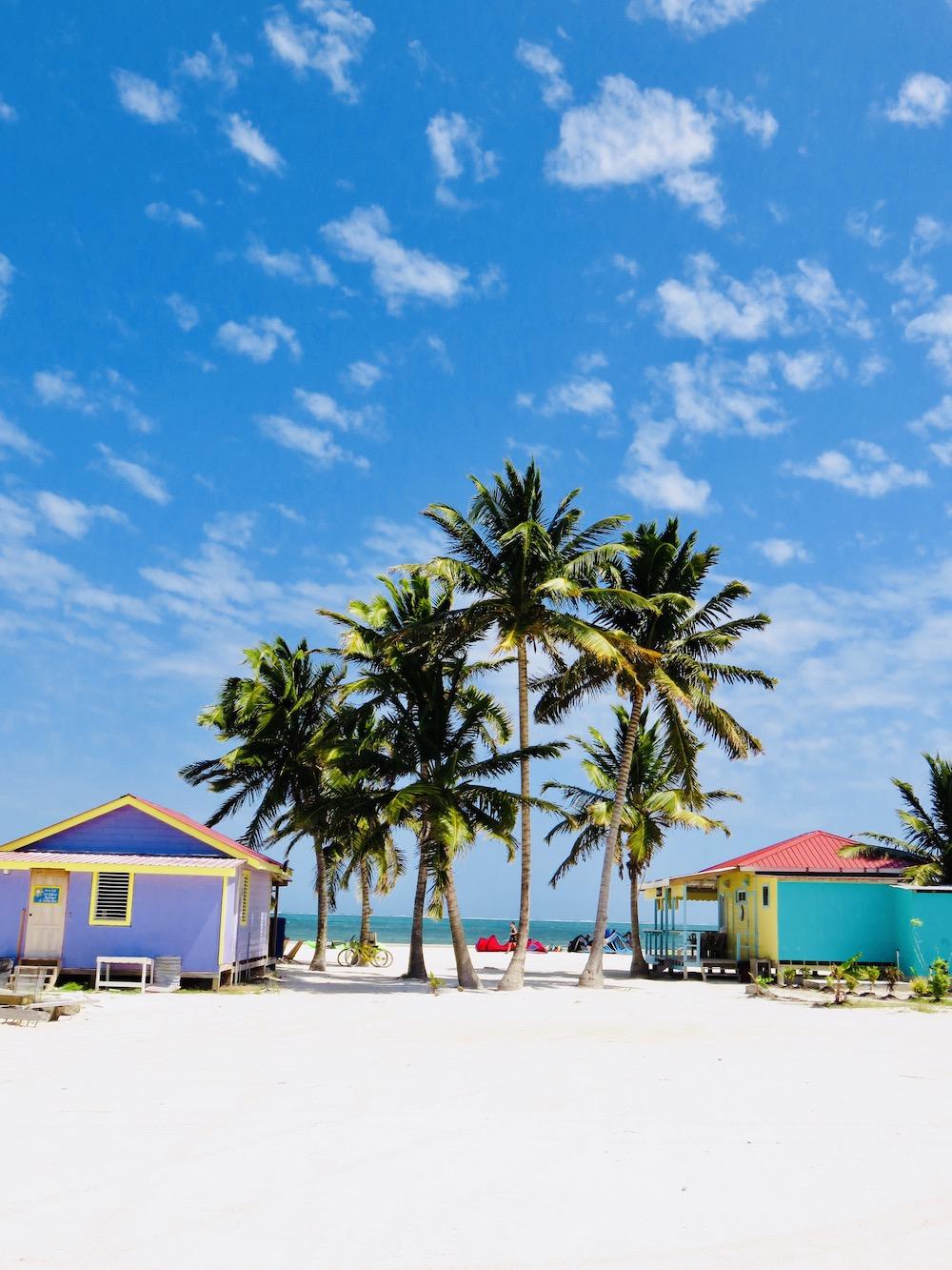 Belize bezienswaardigheden, Caye Caulker