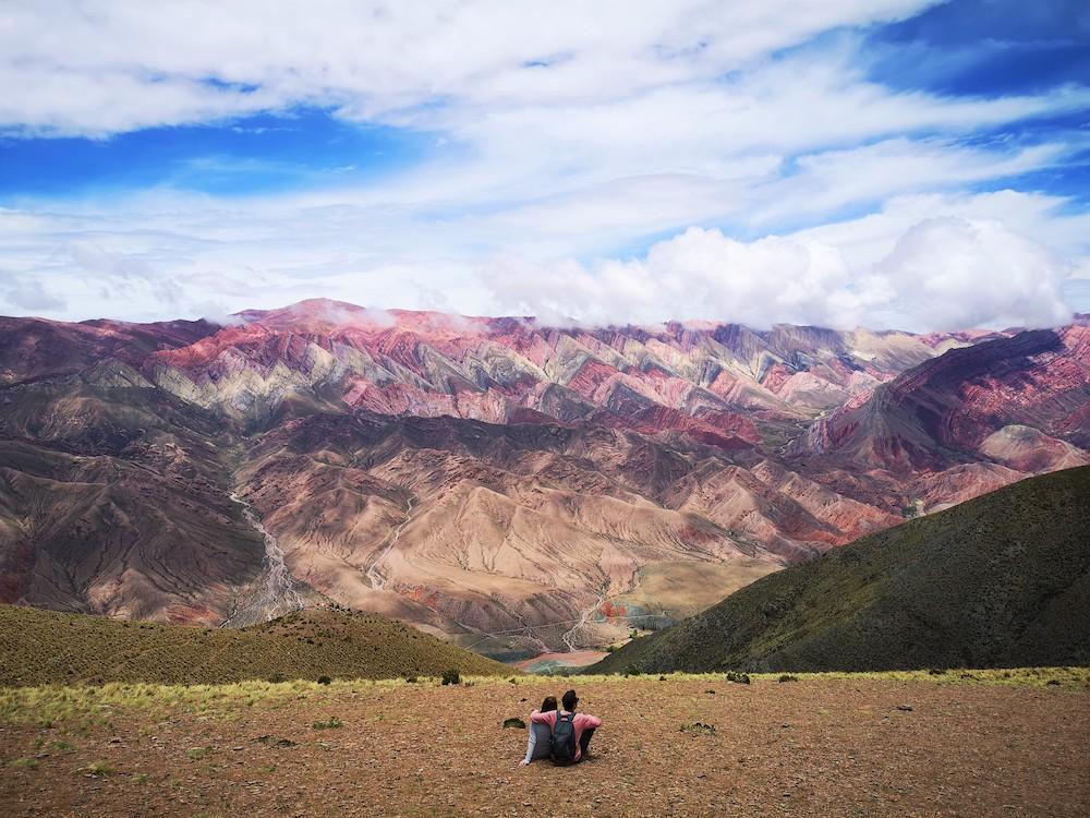 Cerro de los Catorce Colores, Argentinië