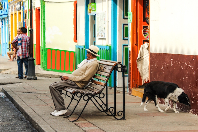 17 - Blog Backpacken COLOMBIA Kikivandongen