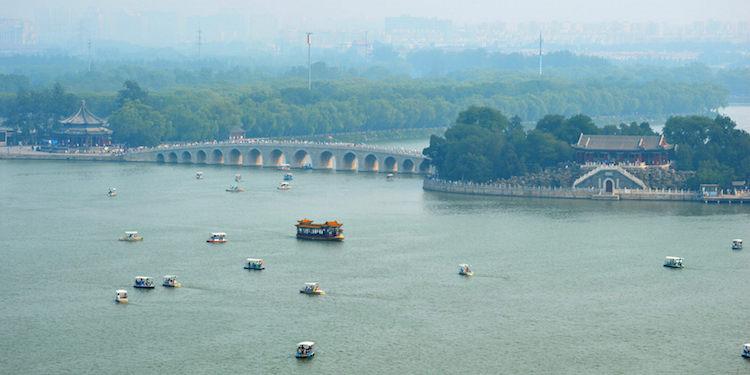 17 bogen brug beijing zomerpaleis