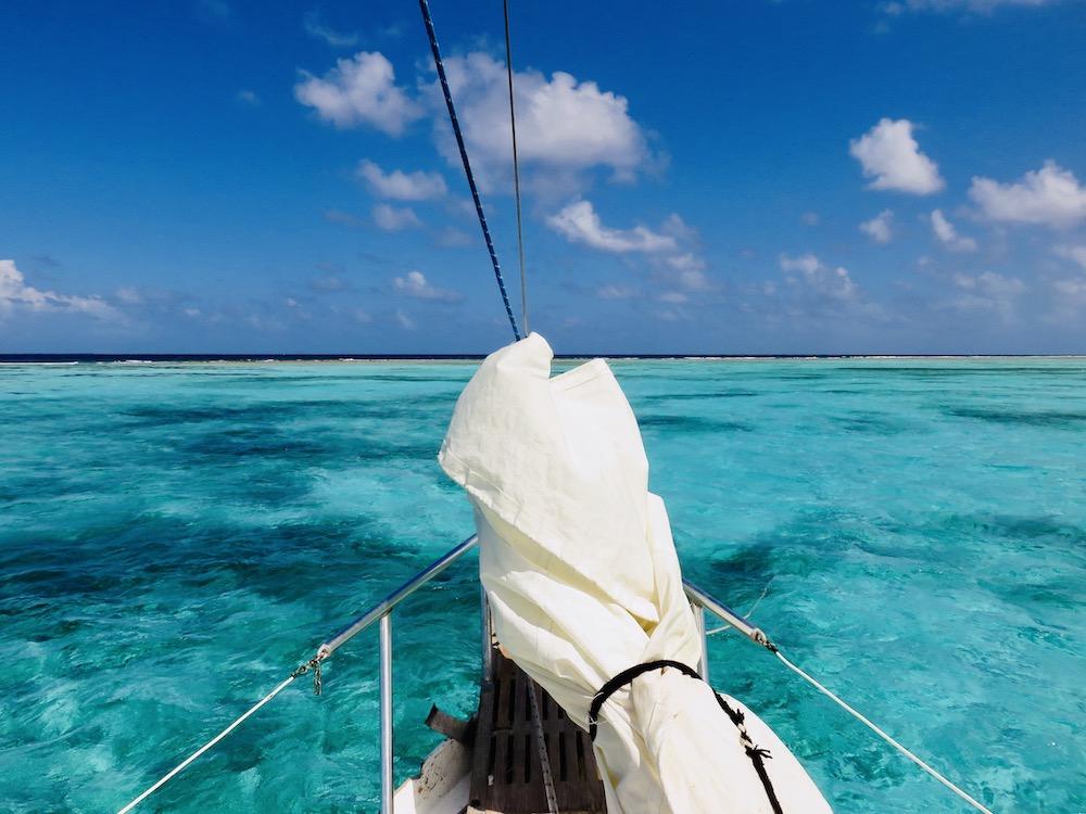 Raggamuffin Zeiltocht tijdens je Belize vakantie