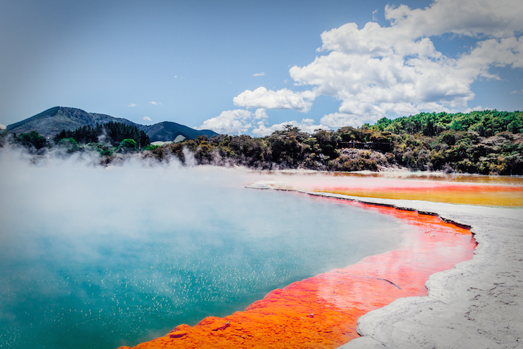 2. WaioTapu Nieuw-Zeeland fotografie WeAreTravellers - Yannick De Pauw