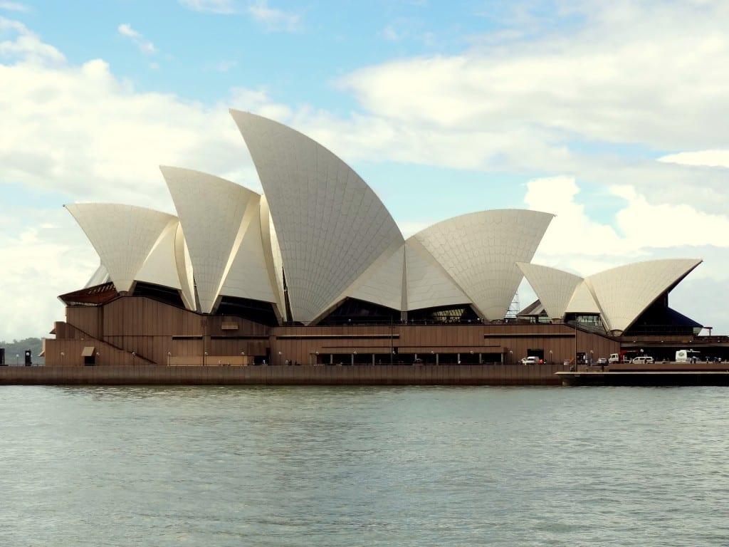 Op reis naar Australie