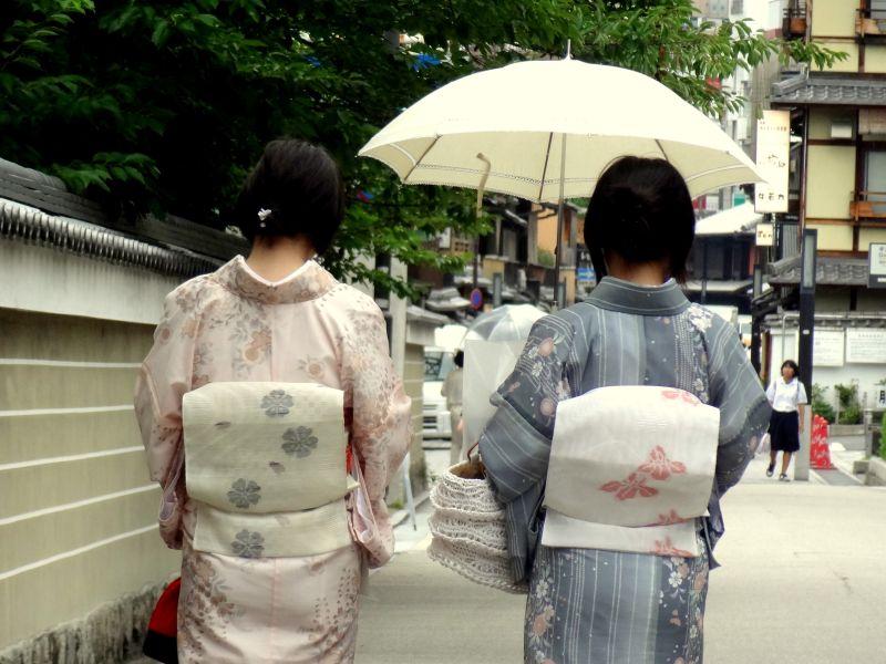 Japan, Geisha's