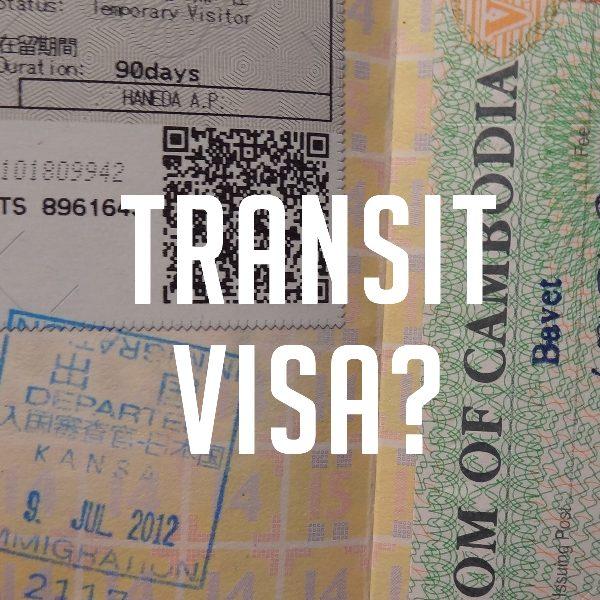 Visum vragen