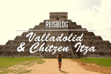 Reisblog Mexico Valladolid Chitzen Itza