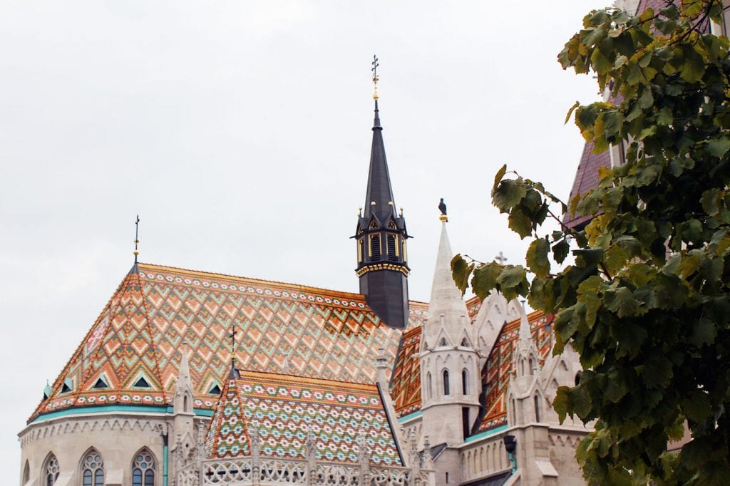 wat te doen in Boedapest Castle-District