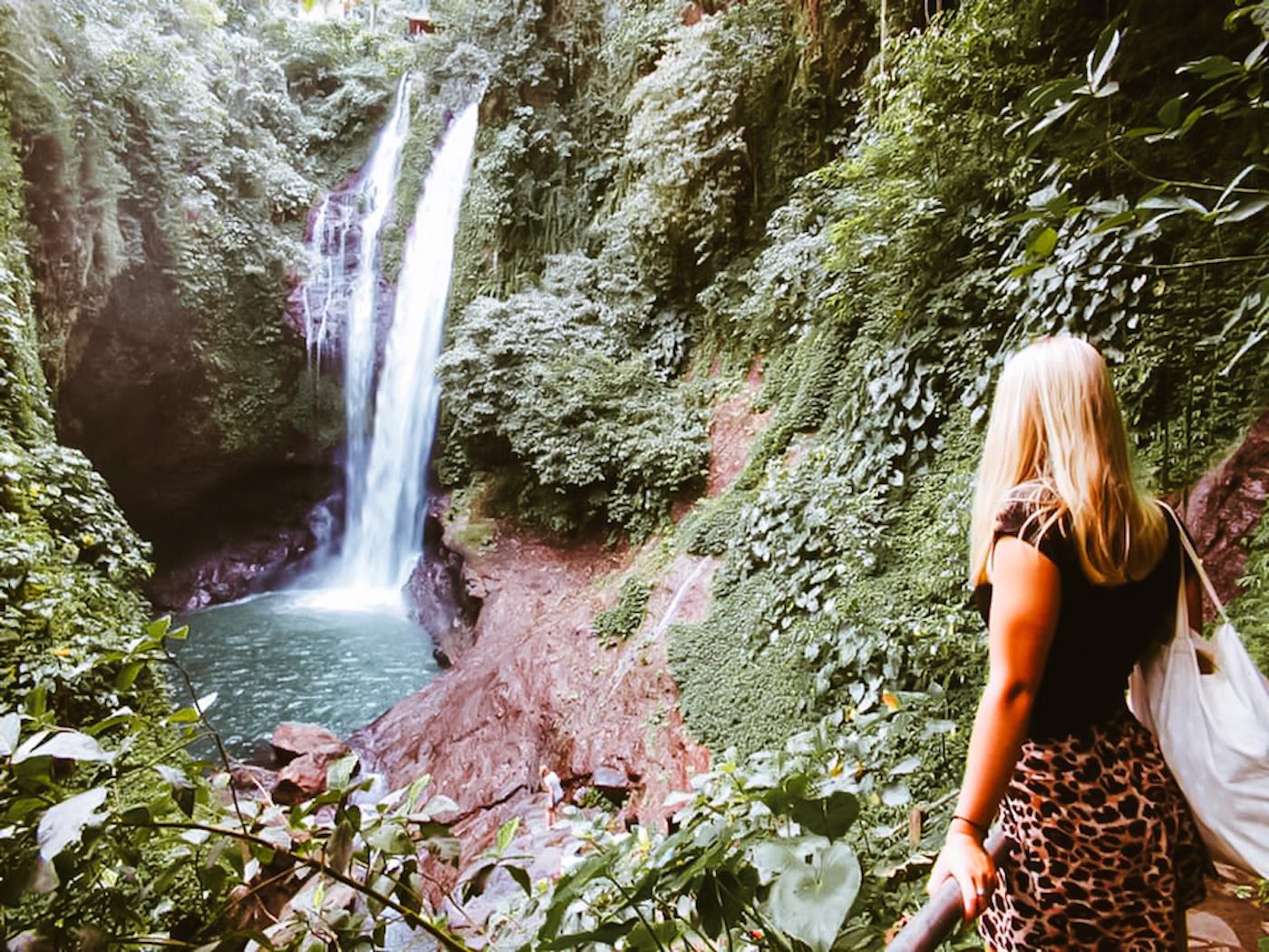 3 weken Bali reisroute