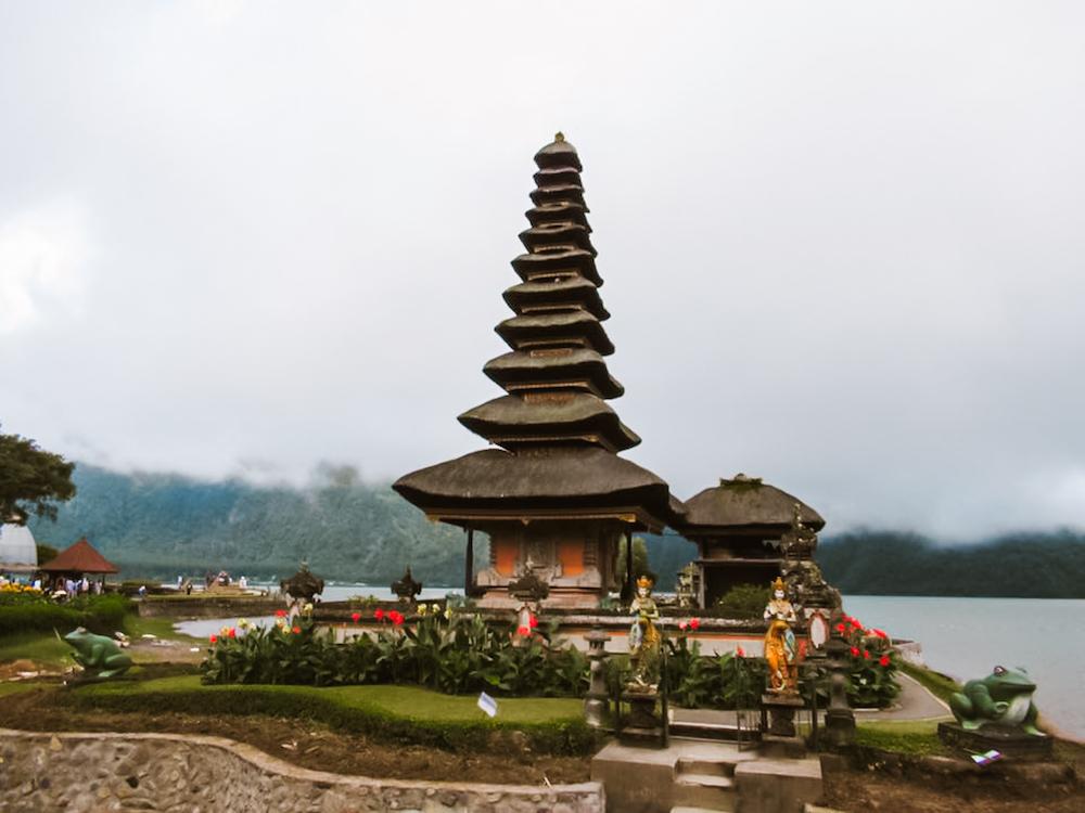 3 weken Bali