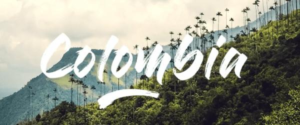 3 weken colombia