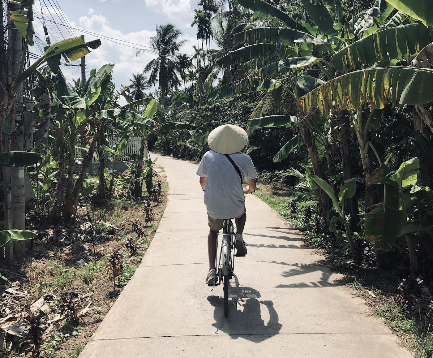 3 weken vietnam route