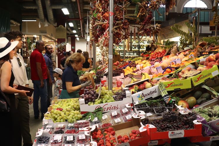 3. Mercato Centrale wat te doen in florence