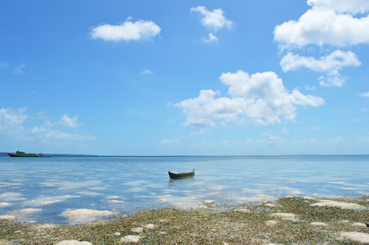 Hoga eiland indonesie