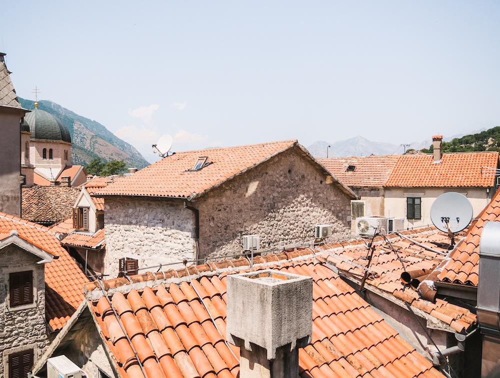 Kotor Rooftop