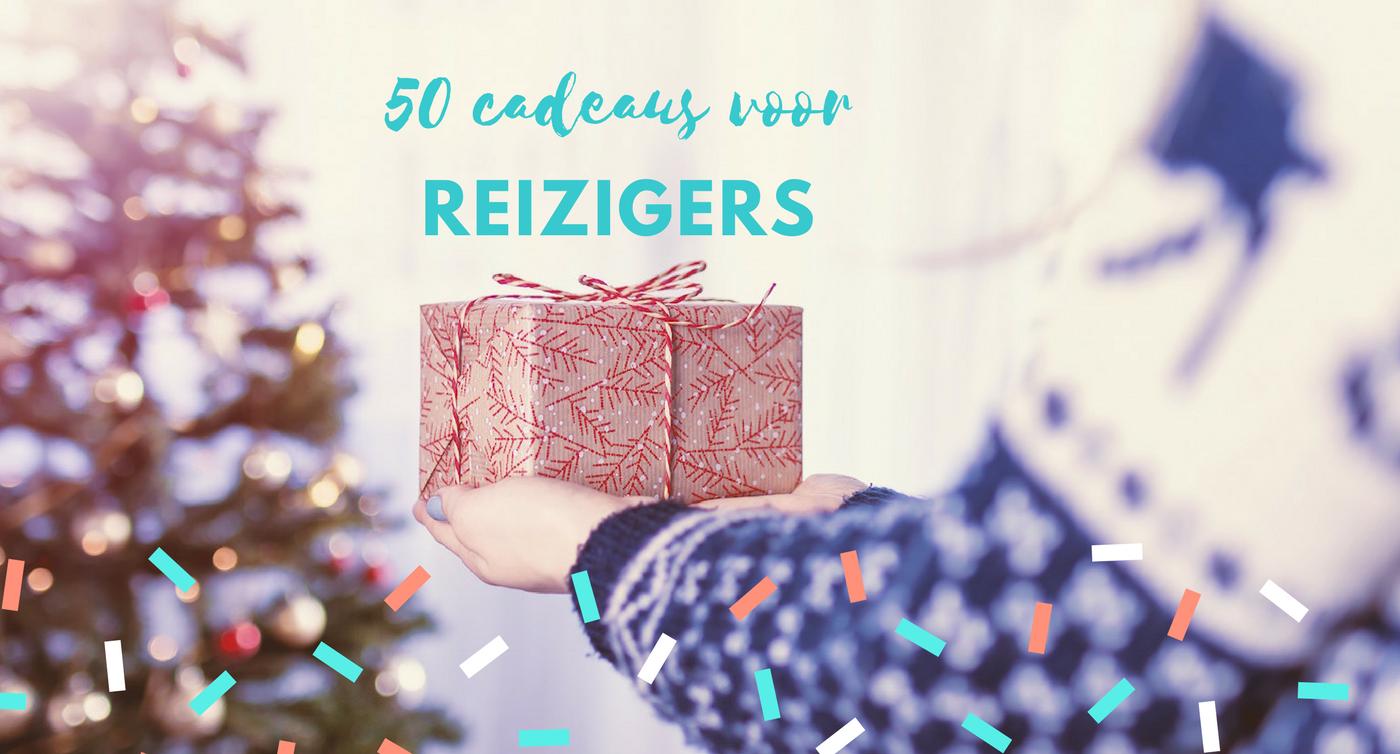 cadeaus voor reiziger