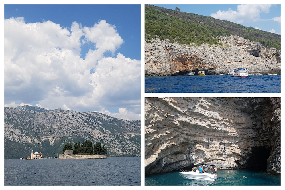 Avontuur op het water van Kotor