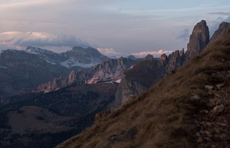 6 Bergen in Dolomieten Italie