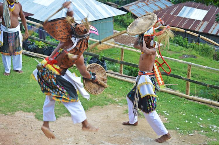 caci indonesie dans