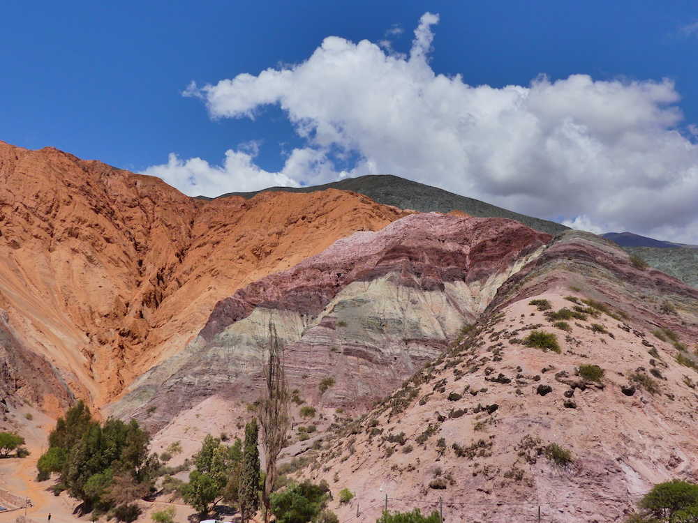 Argenitië Cerro de los Siete Colores