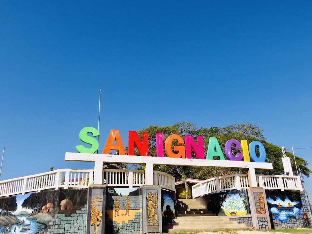 Belize bezienswaardigheden, San Ignacio