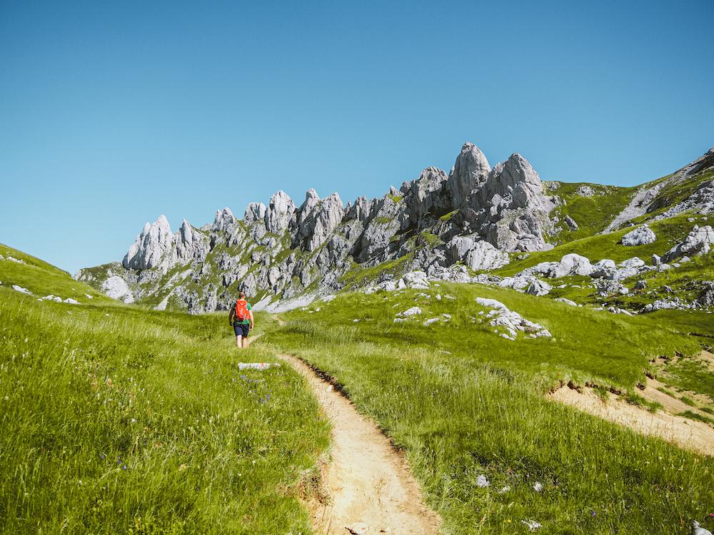 Durmito National Park, bezienswaardigheid van Montenegro