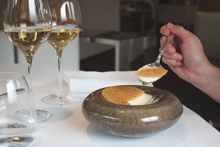 Assiette Champenoise