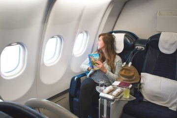 Air Seychelles Business Class