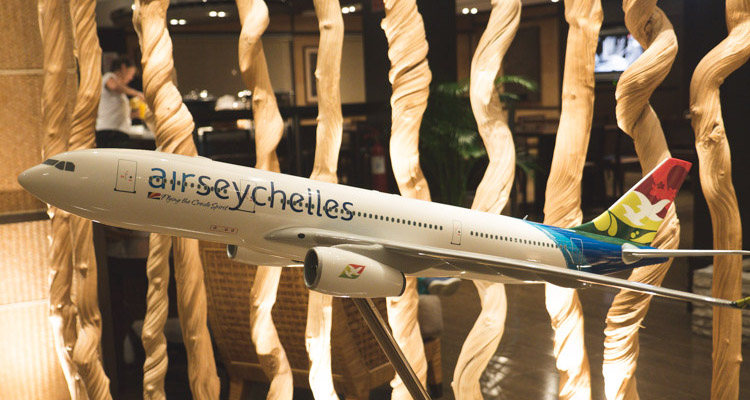 Air Seychelles Business Class Lounge-2