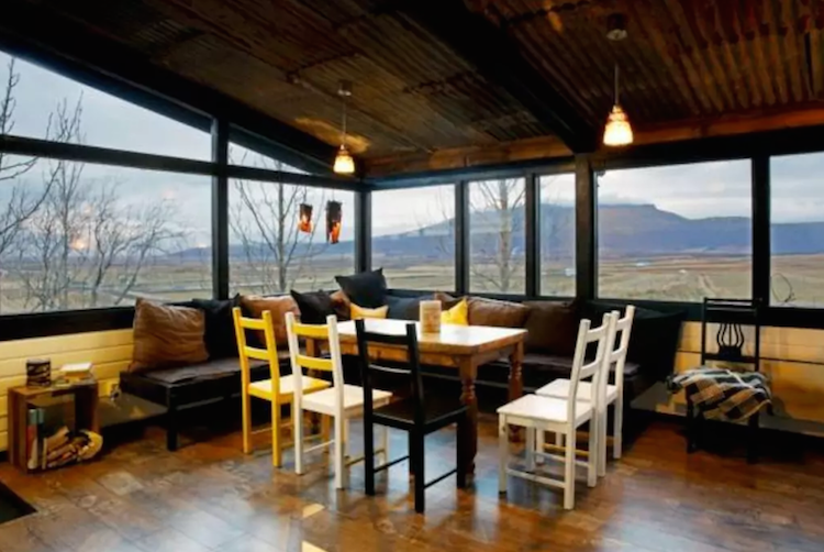Airbnb IJsland Golden Circle