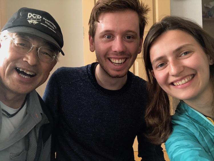 Airbnb host Kamikawa in Hokkaido