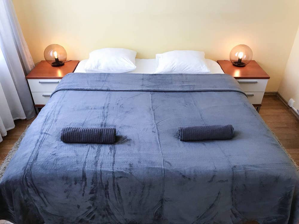 Airbnb in praag budget