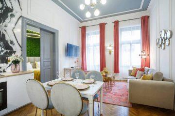 Airbnb praag