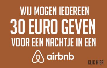 Airbnb tegoed kortingscode tips