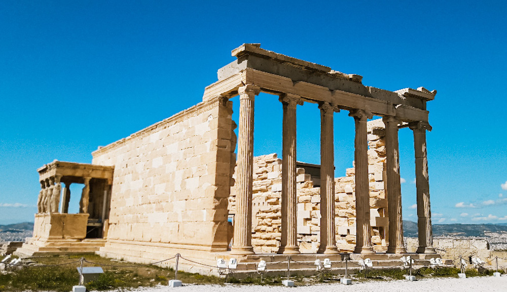 Akropolis stedentrip Athene