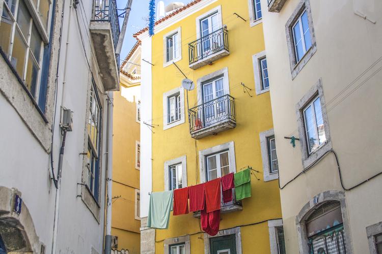 Alfama leukste wijk lissabon