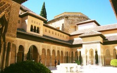 Alhambra bezoeken Granada