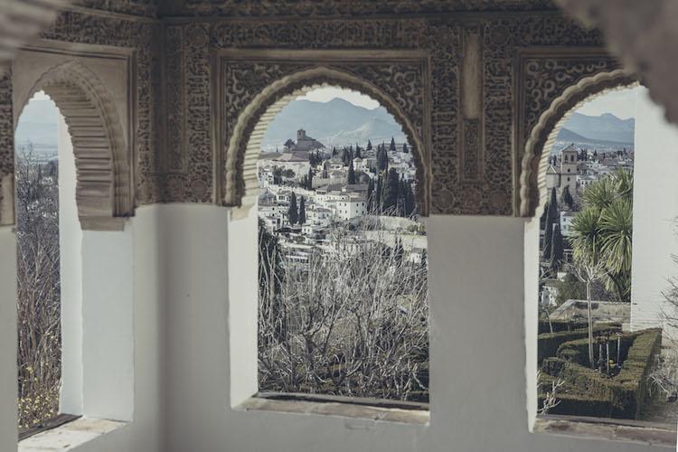 Alhambra malaga weekend