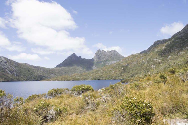 Alleen backpacken australie Craddle mountain