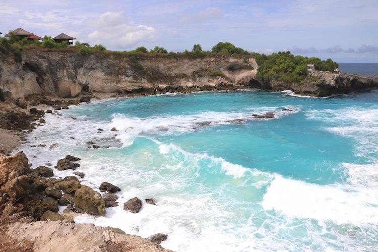 Alleen backpacken indonesie bali blue lagoon nusa lembongan