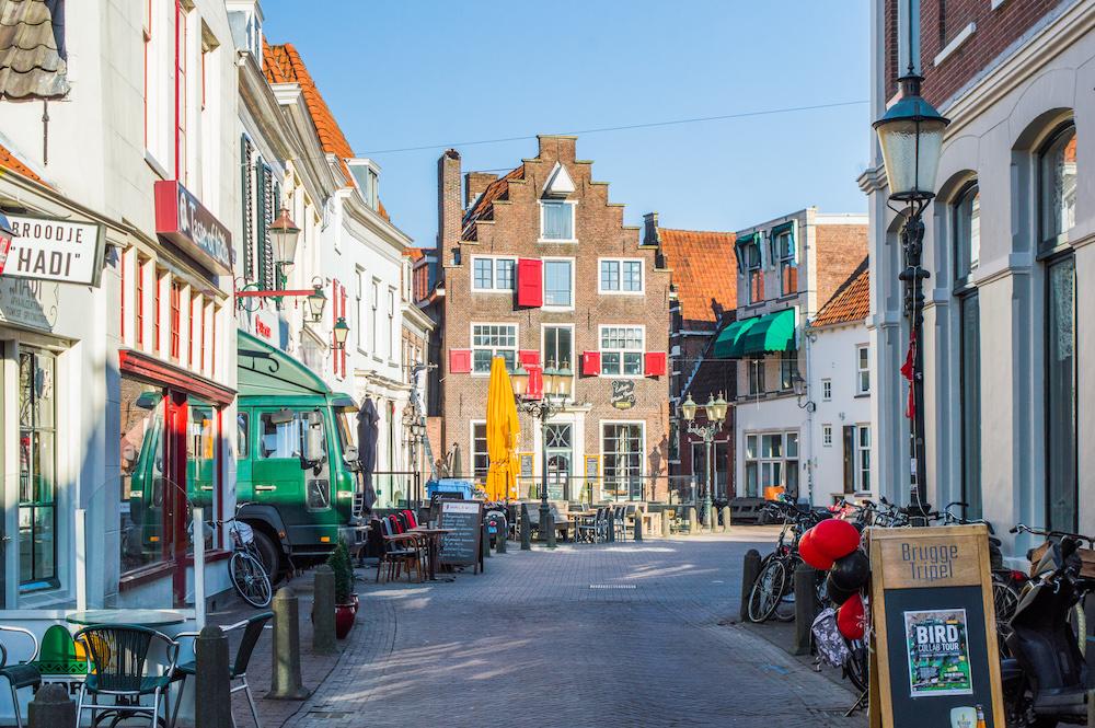Amersfoort Stedentrip Nederland